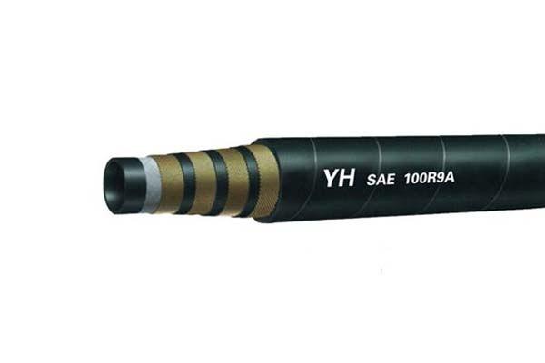 R9A-hydraulisk slang
